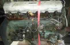 Mercedes M 312 Motor