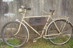 fahrrad der Wehrmacht